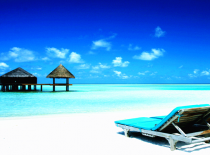 【马尔代夫】Q2航空<白金岛 Adaaran hudhuranfushi-7天5晚>早中晚餐+快艇上岛+1马2沙2水